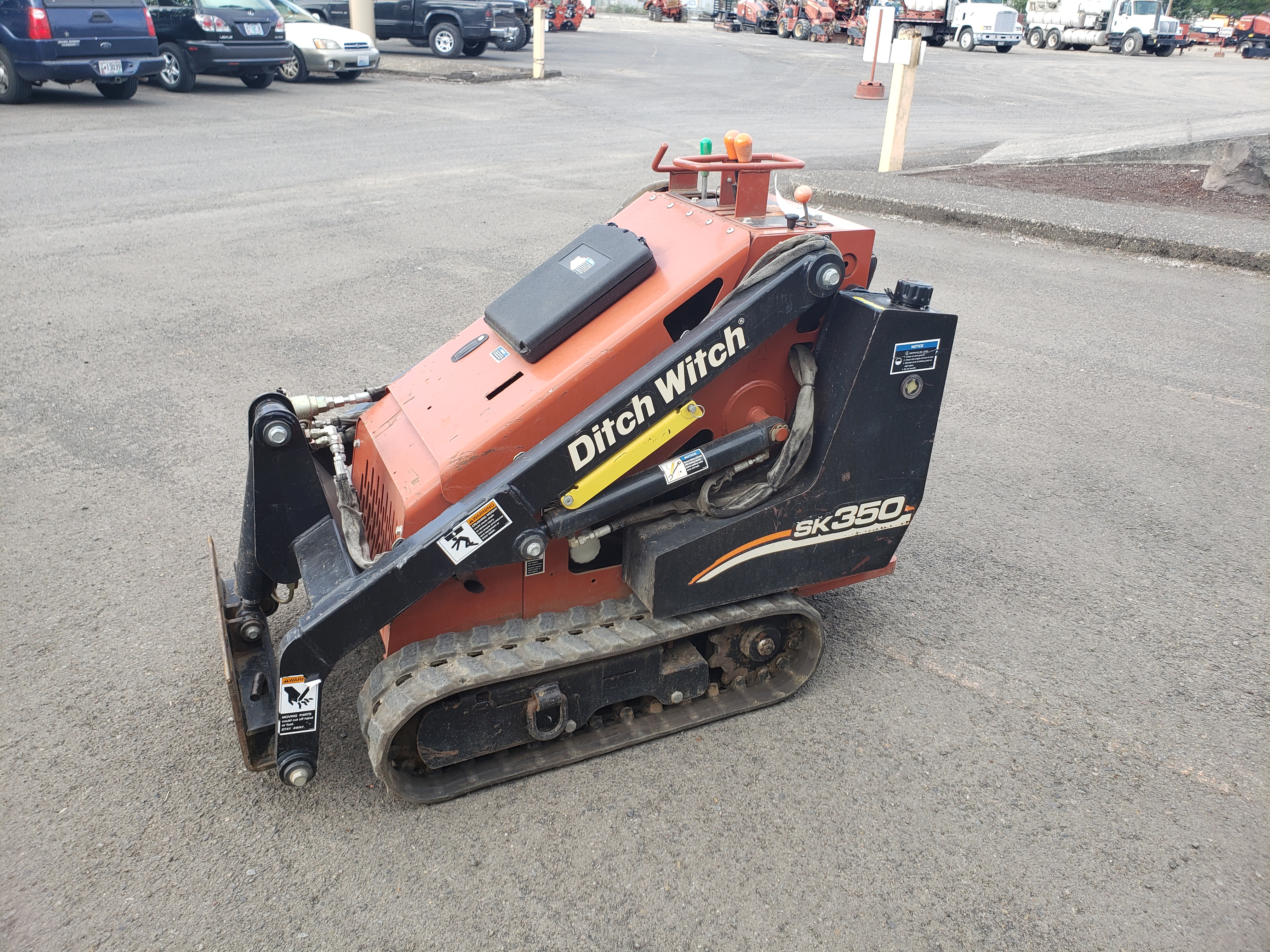 Ditch Witch SK350