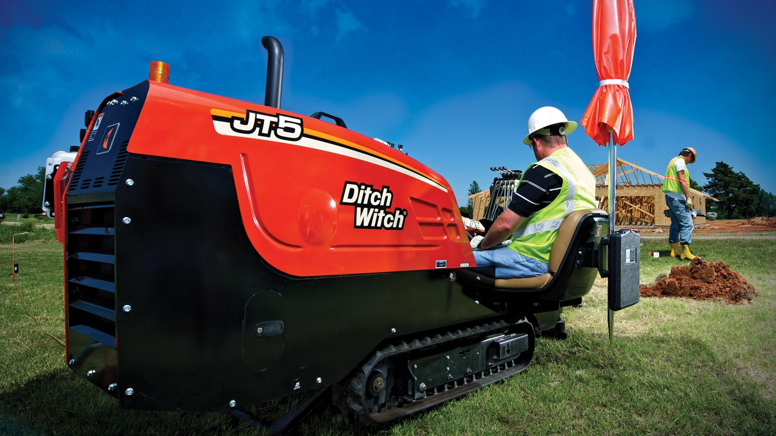 Ditch Witch JT5 Directional Drill
