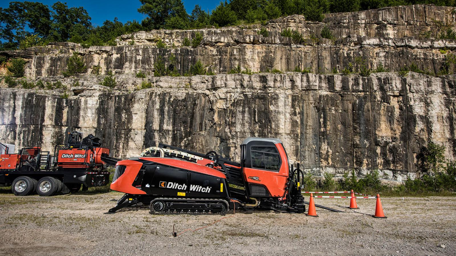 Ditch Witch AT40 All Terrain Directional Drill
