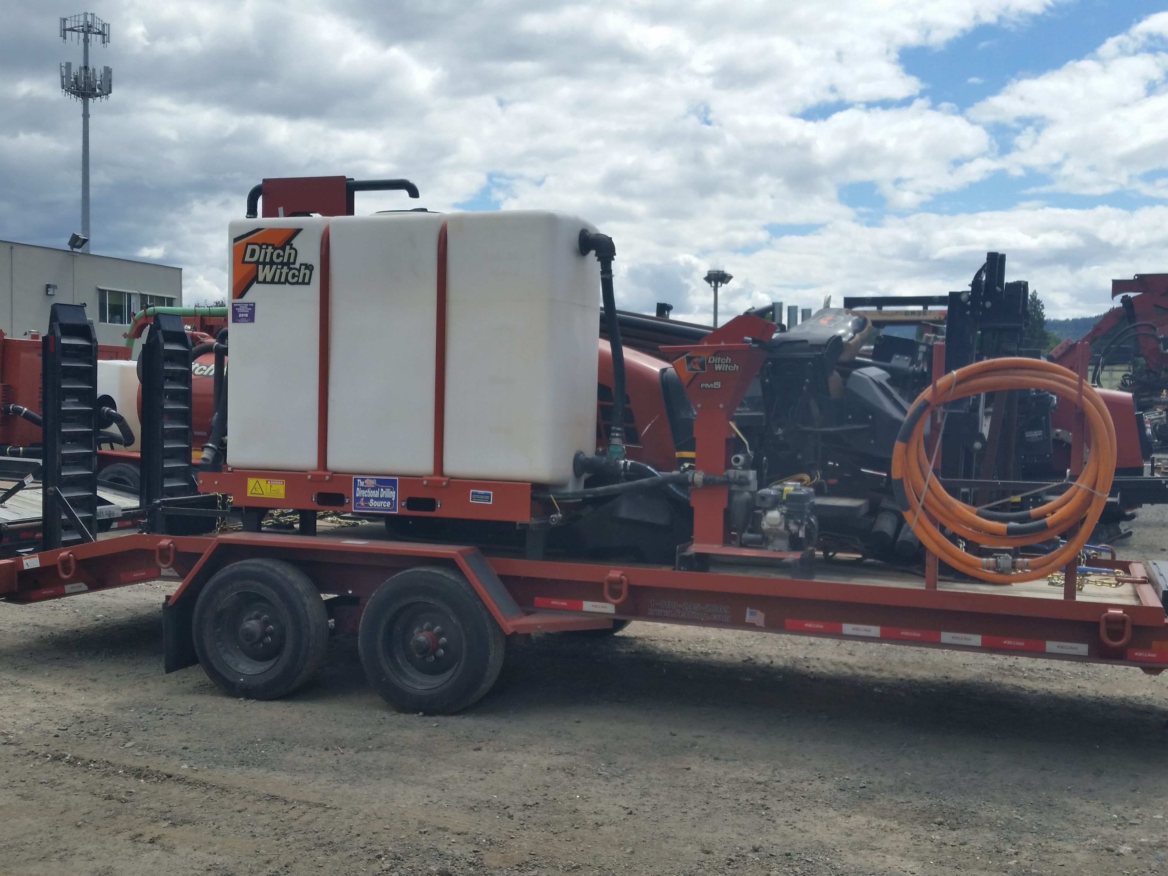 Ditch Witch JT20