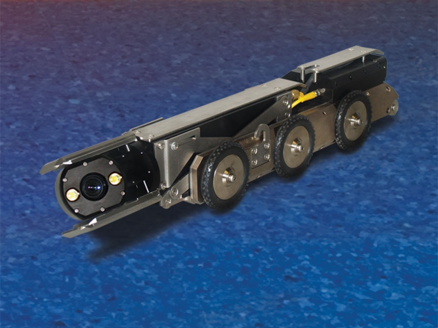 Subsite Electronics TranSTAR Pipeline Inspection Transporter