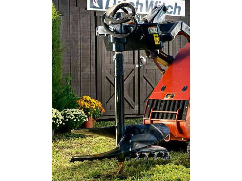 Ditch Witch Planetary Auger Driver