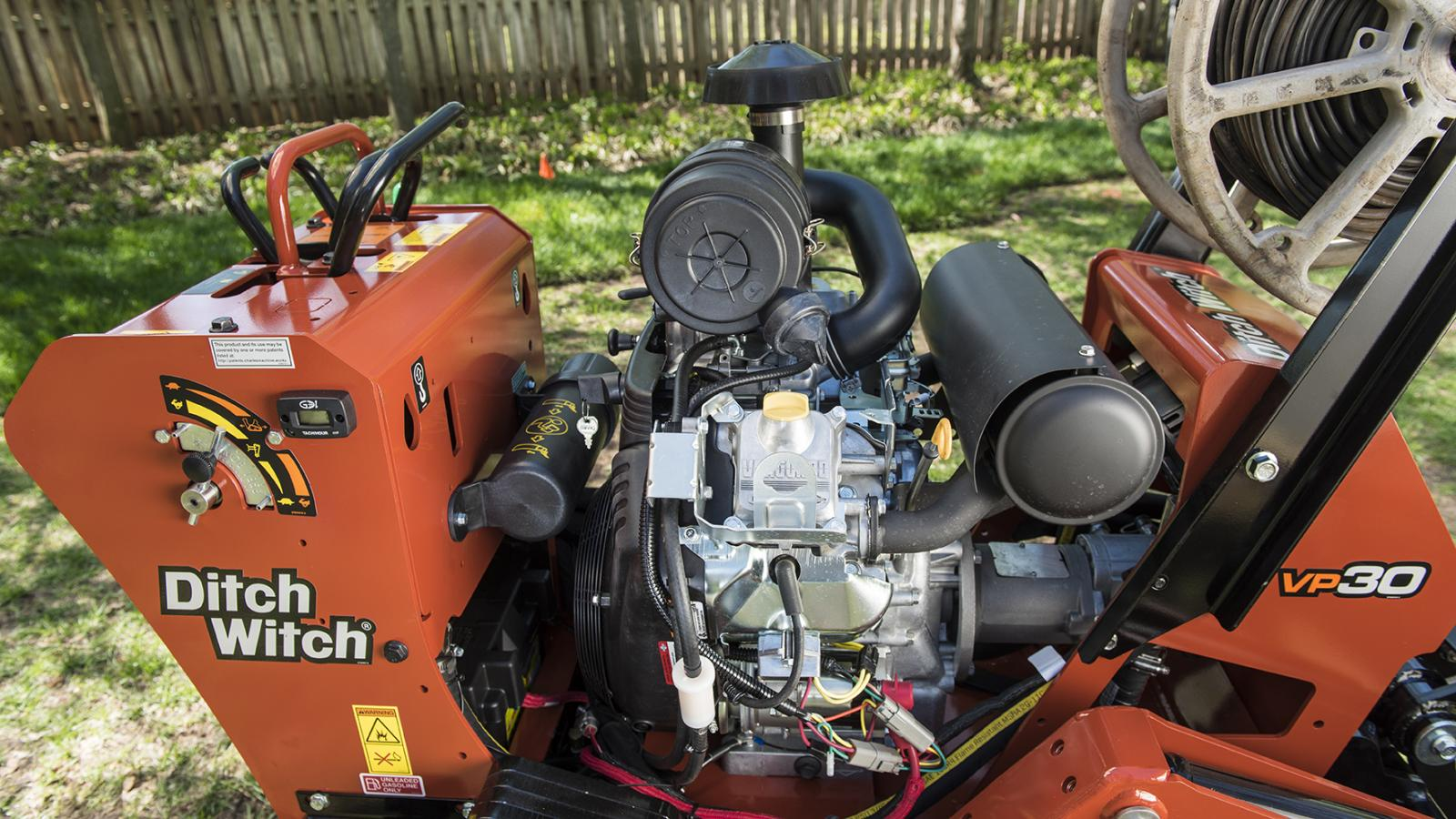 Ditch Witch VP30 Vibratory Plow