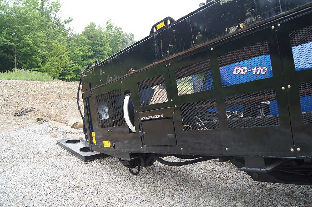 American Augers DD-110