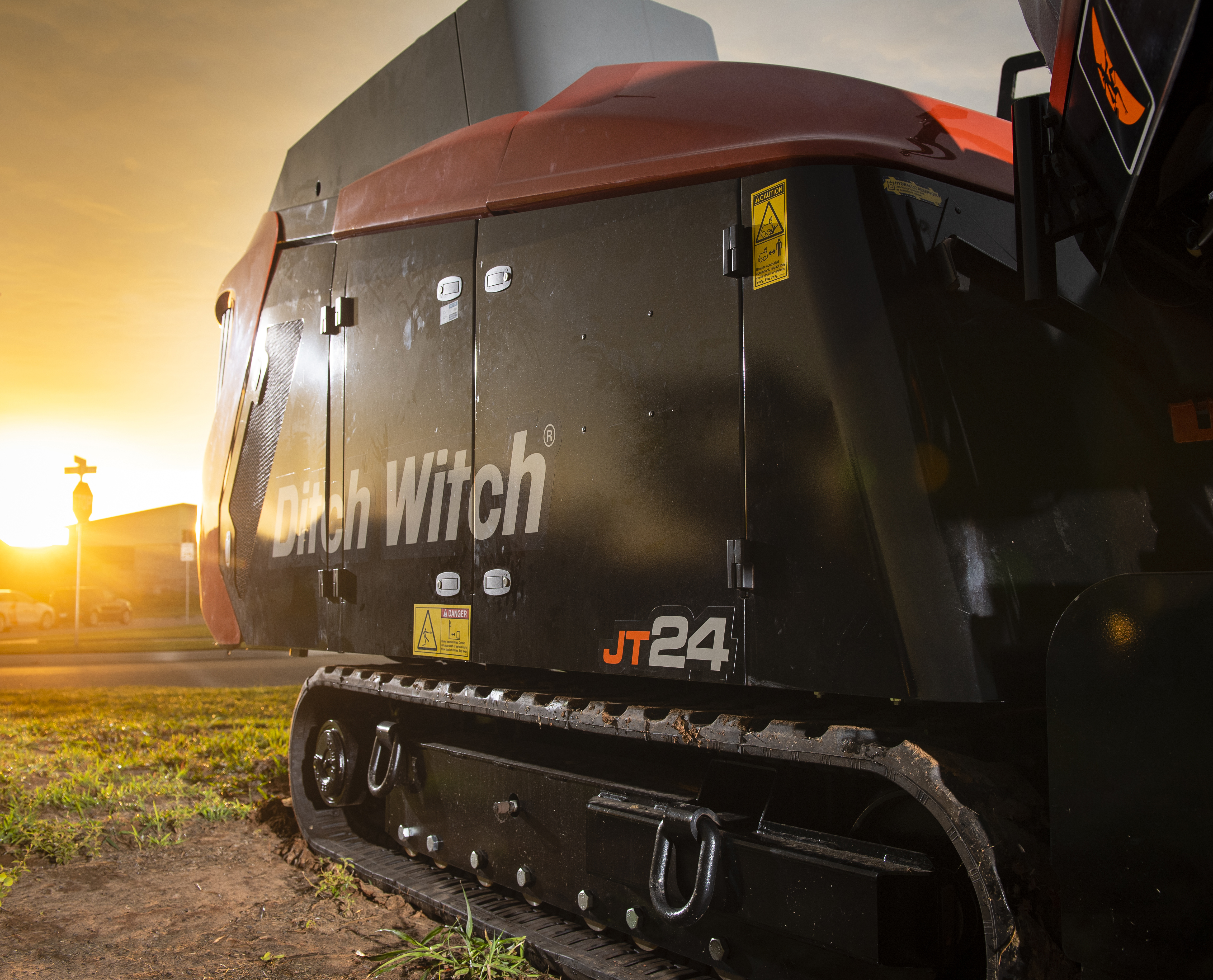 Ditch Witch JT24 Directional Drill