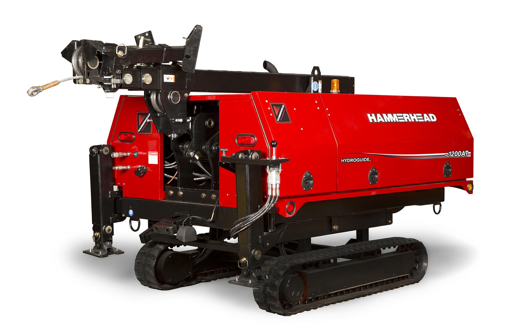 HammerHead HydroGuide HG1200 Winch