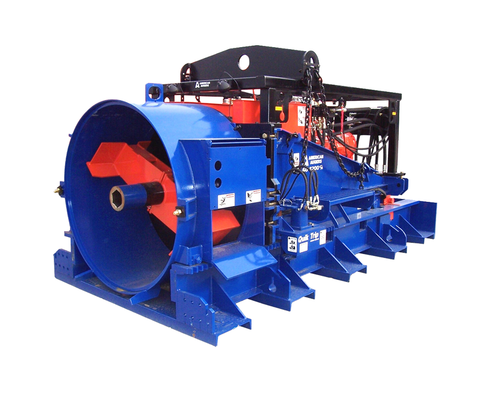 American Augers 60-1200