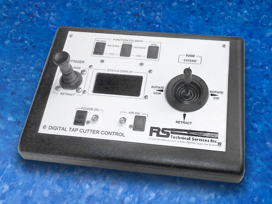 Subsite Electronics Lateral Reinstatement Cutter Controller