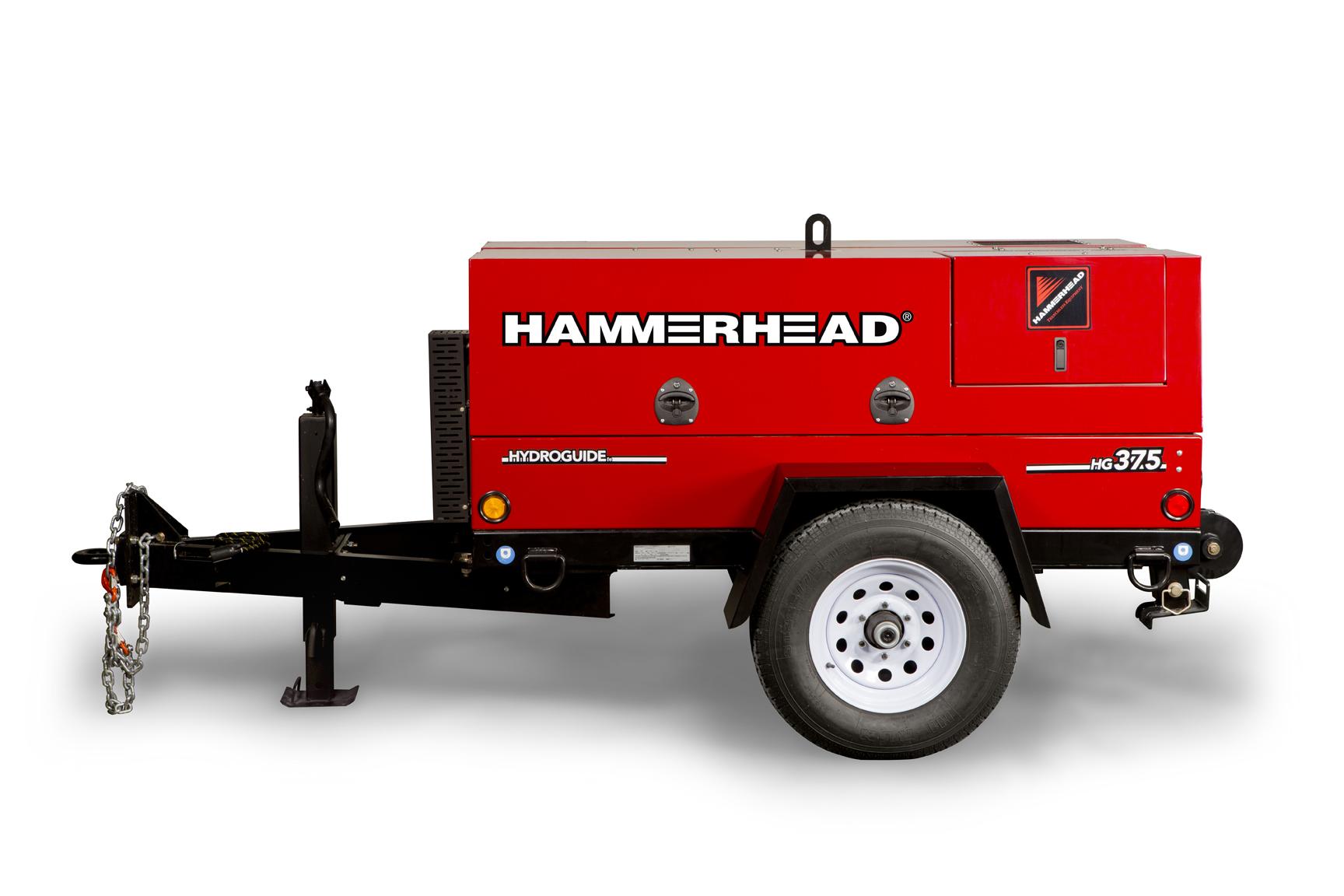 HammerHead HydroGuide HG375 Winch