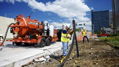Hydro Excavators Equipment Image
