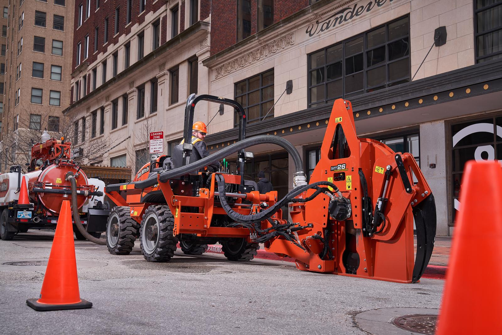 Ditch Witch MT26 Microtrencher