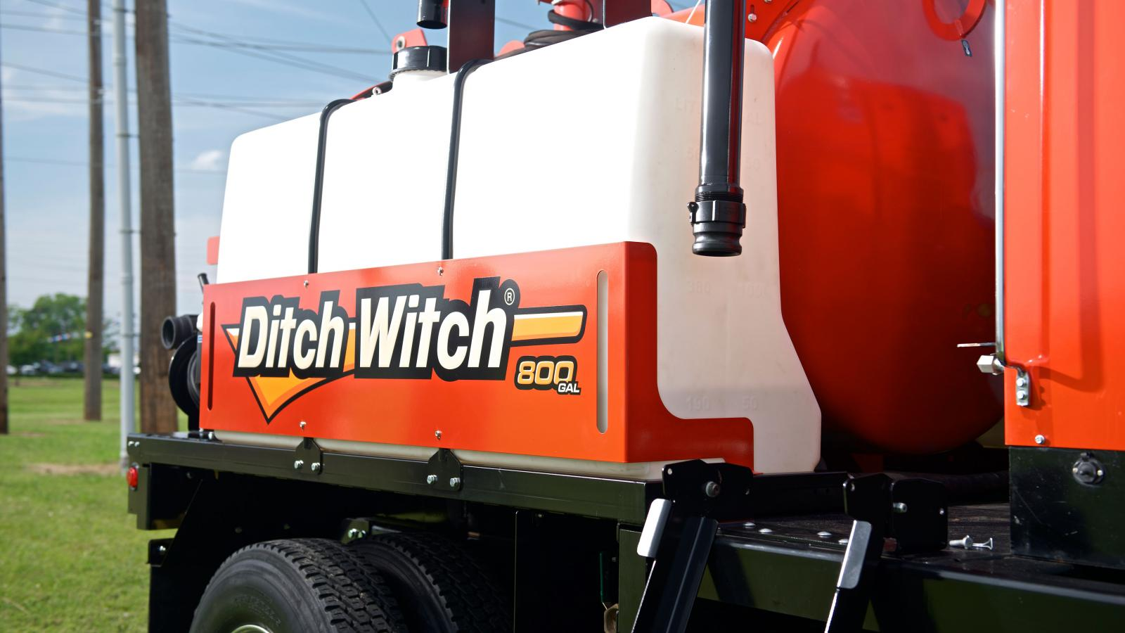 Ditch Witch FXT30 Truck Vacuum Excavator
