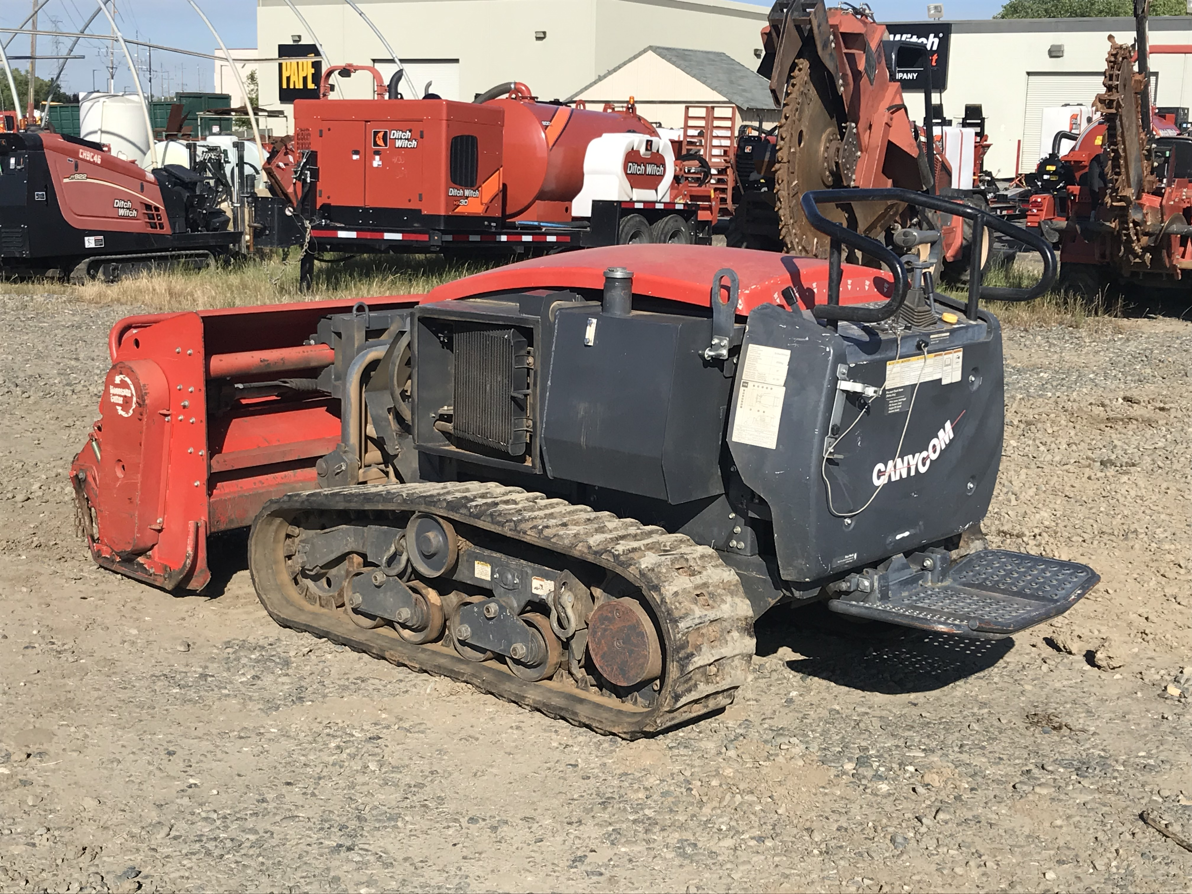 2010 Ditch Witch CG431