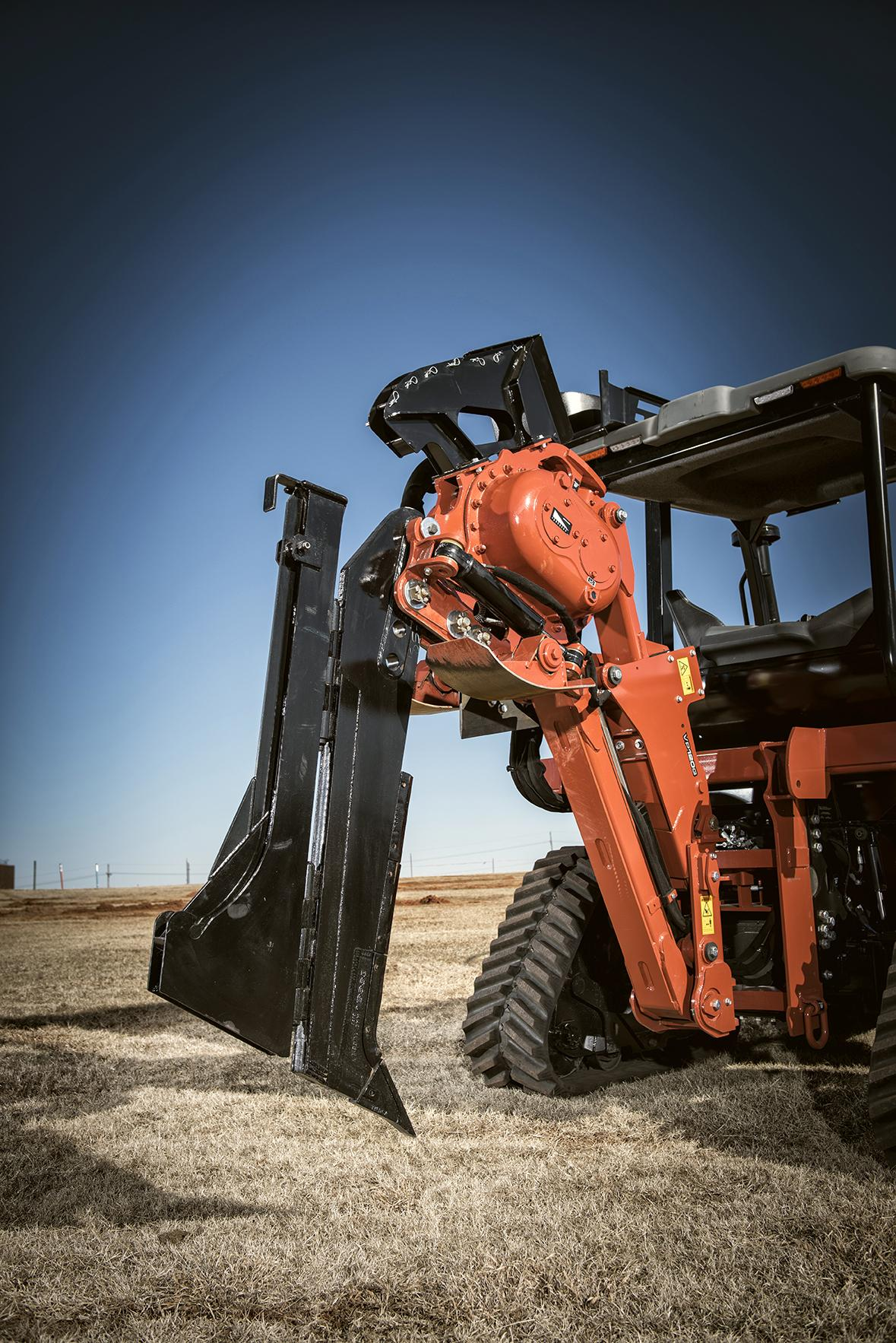 Ditch Witch RT125 Quad