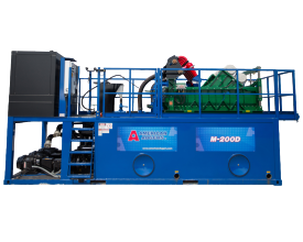 Mud Cleaning Systems Equipment Image