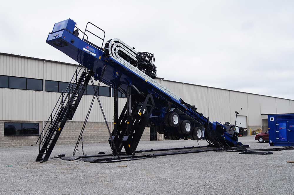 American Augers DD-660RS