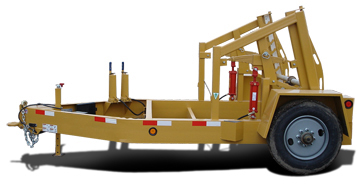 Utility Construction Trailers Equipment Image