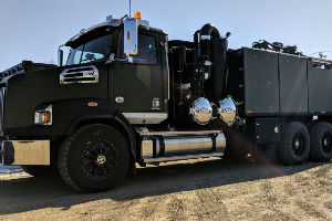 Vacuum Trucks Equipment Image