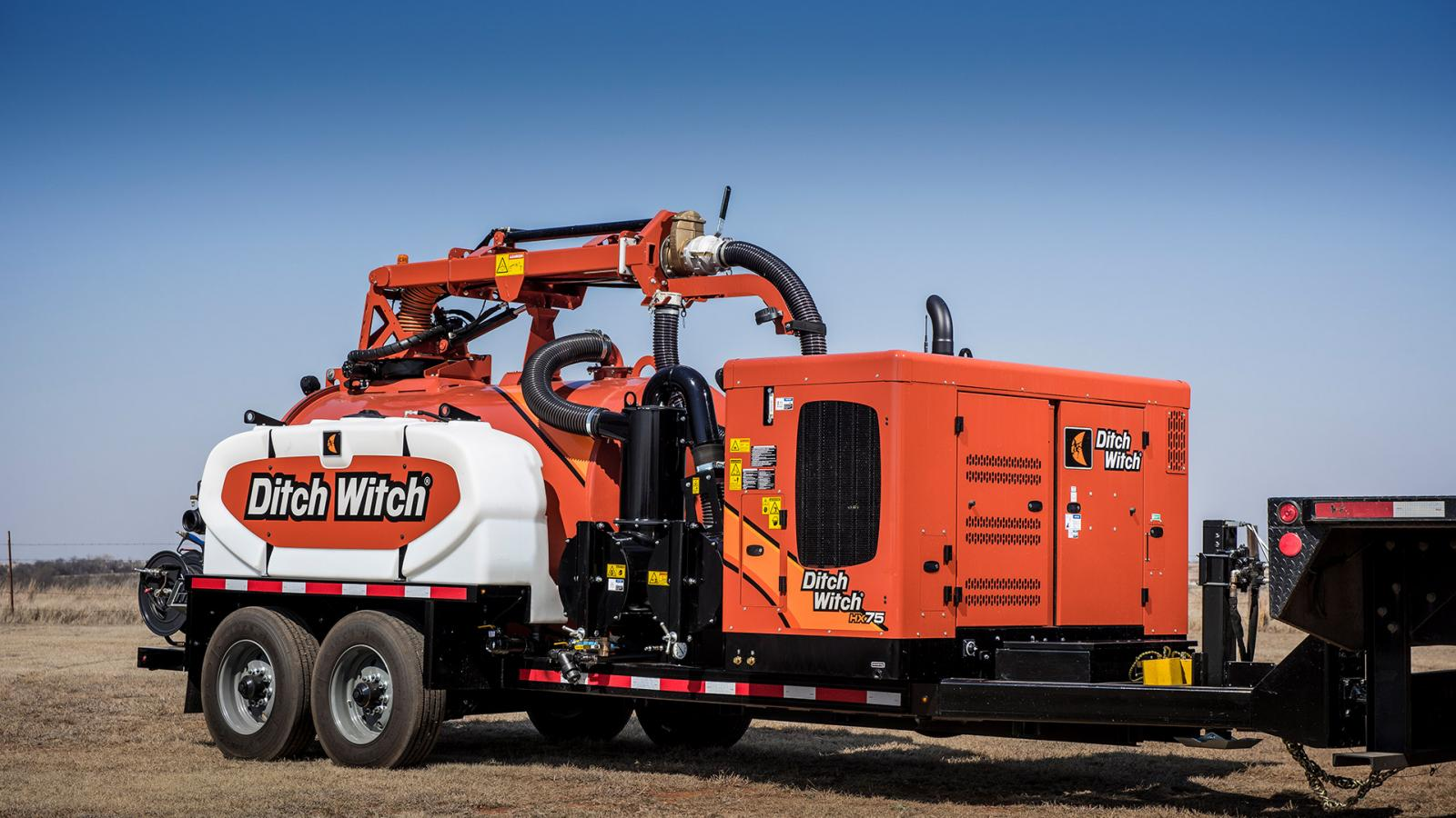 Ditch Witch HX75 Vacuum Excavator