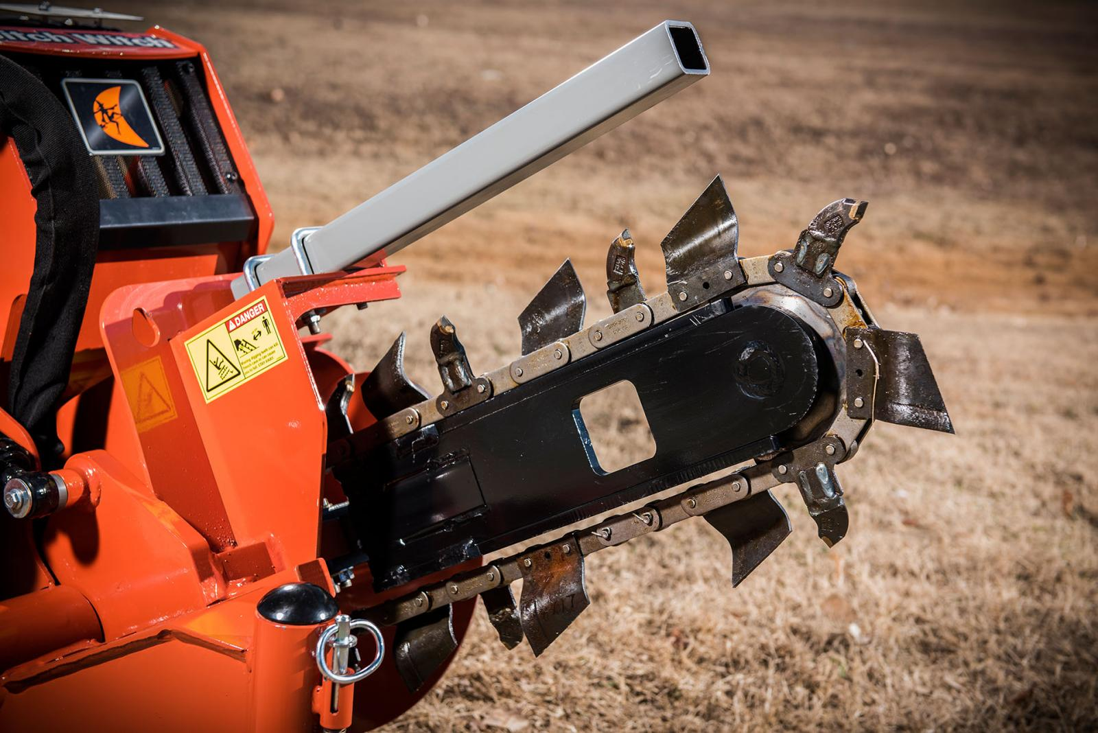 Ditch Witch C16 Walk-Behind Trencher