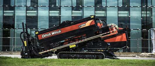 Trenching Equipment Sales, Services, & Rentals | Ditch Witch