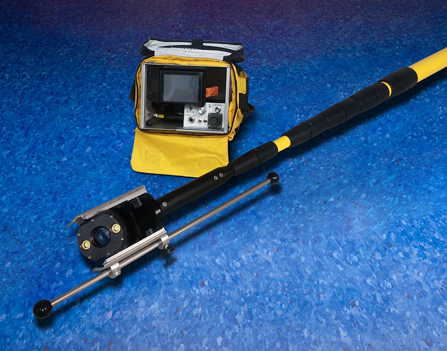 Subsite Electronics Investigator Pole Camera