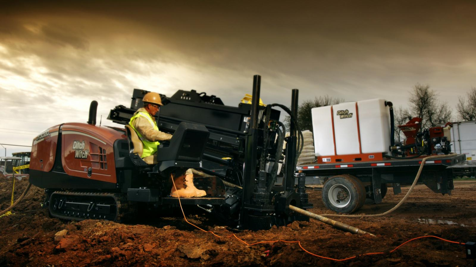 Ditch Witch FM13V Fluid Management