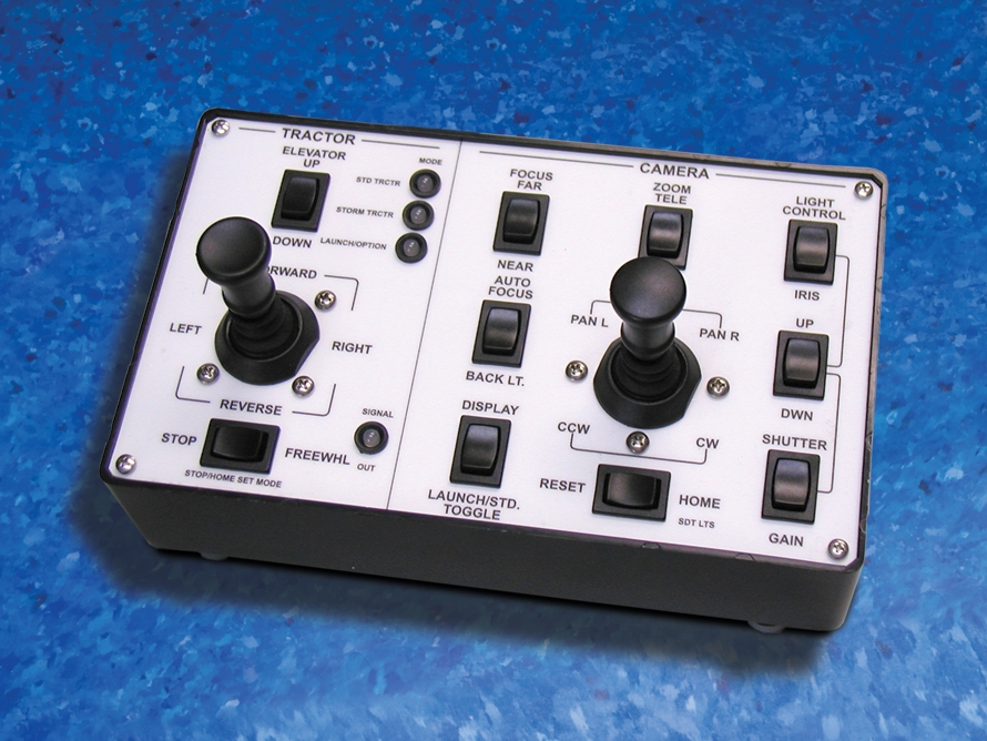 Subsite Electronics Joystick Auxiliary Controller