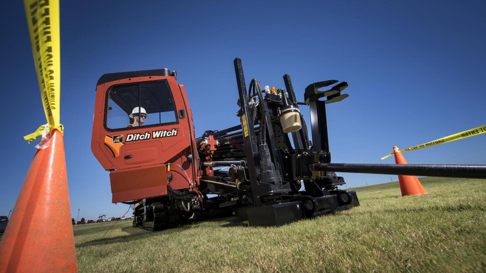 Ditch Witch JT60 All Terrain Directional Drill