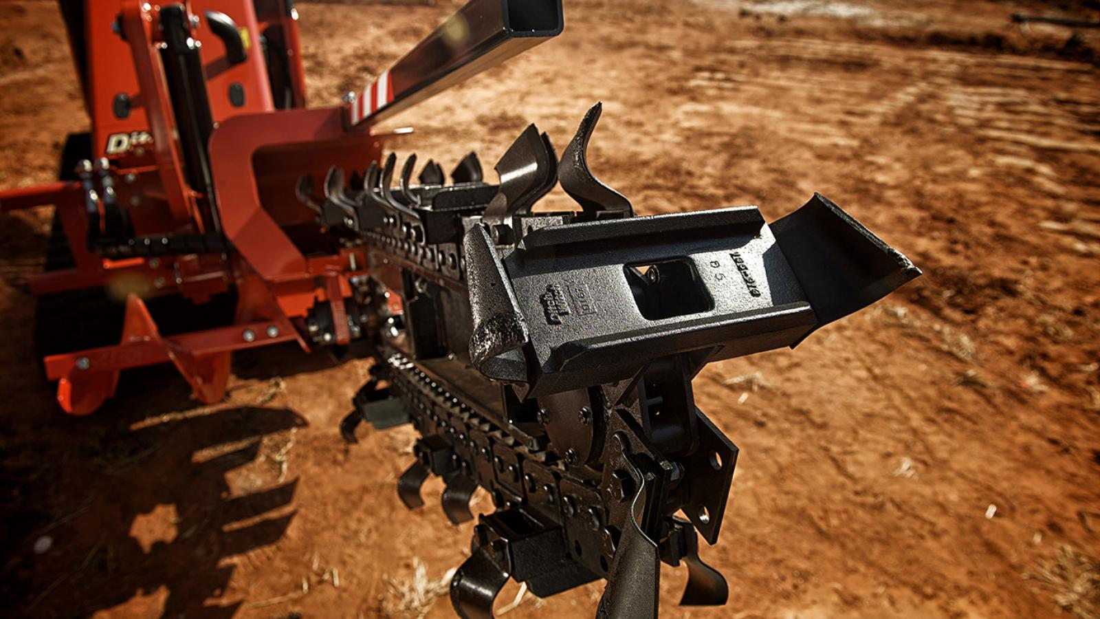 Ditch Witch ST37X Stand-On Trencher