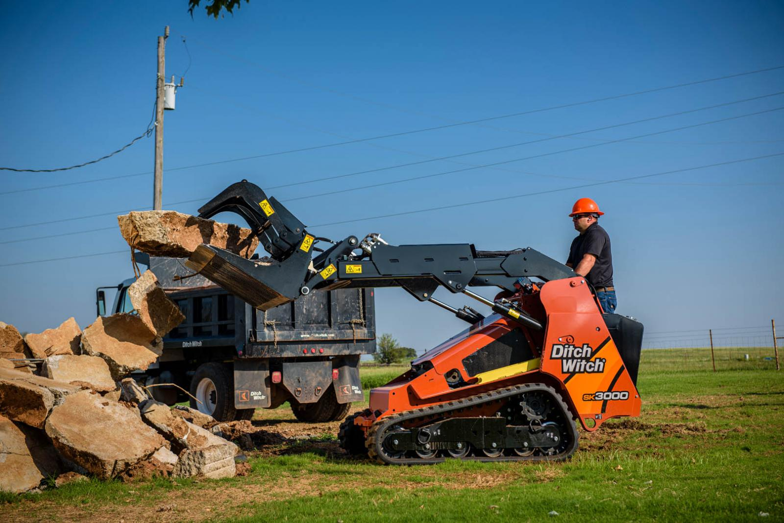 Full Size Skid Steers Equipment Image