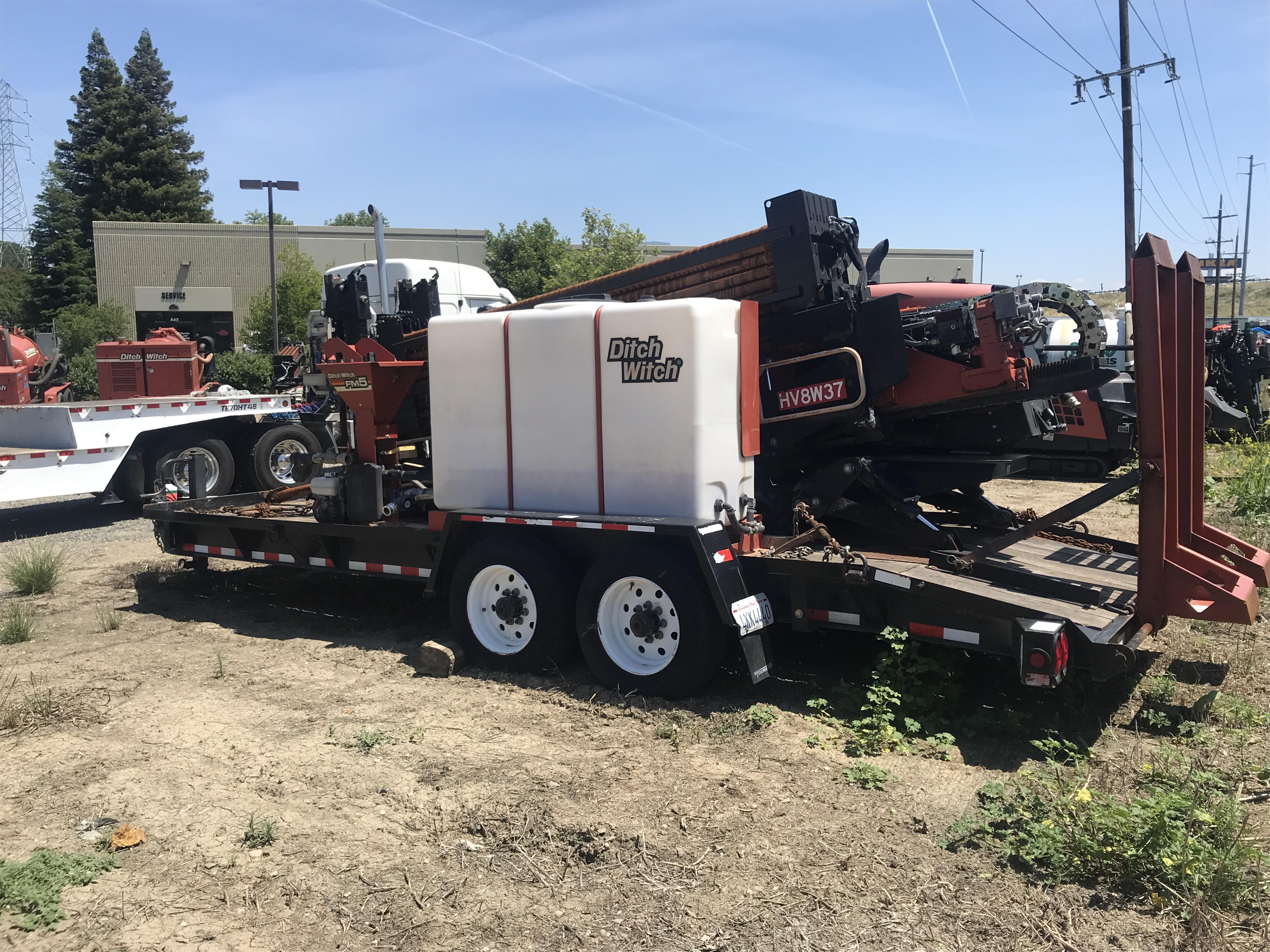2008 Ditch Witch JT2020