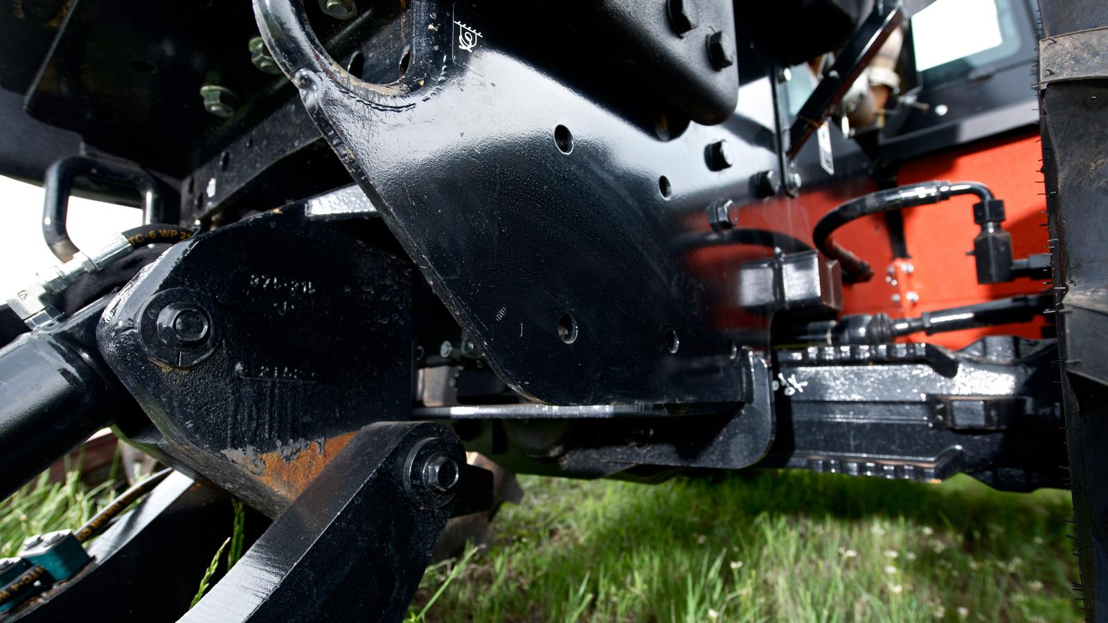 Ditch Witch RT120 Ride-On Trencher