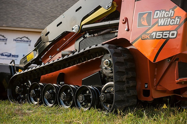 Mini Skid Steers Equipment Image