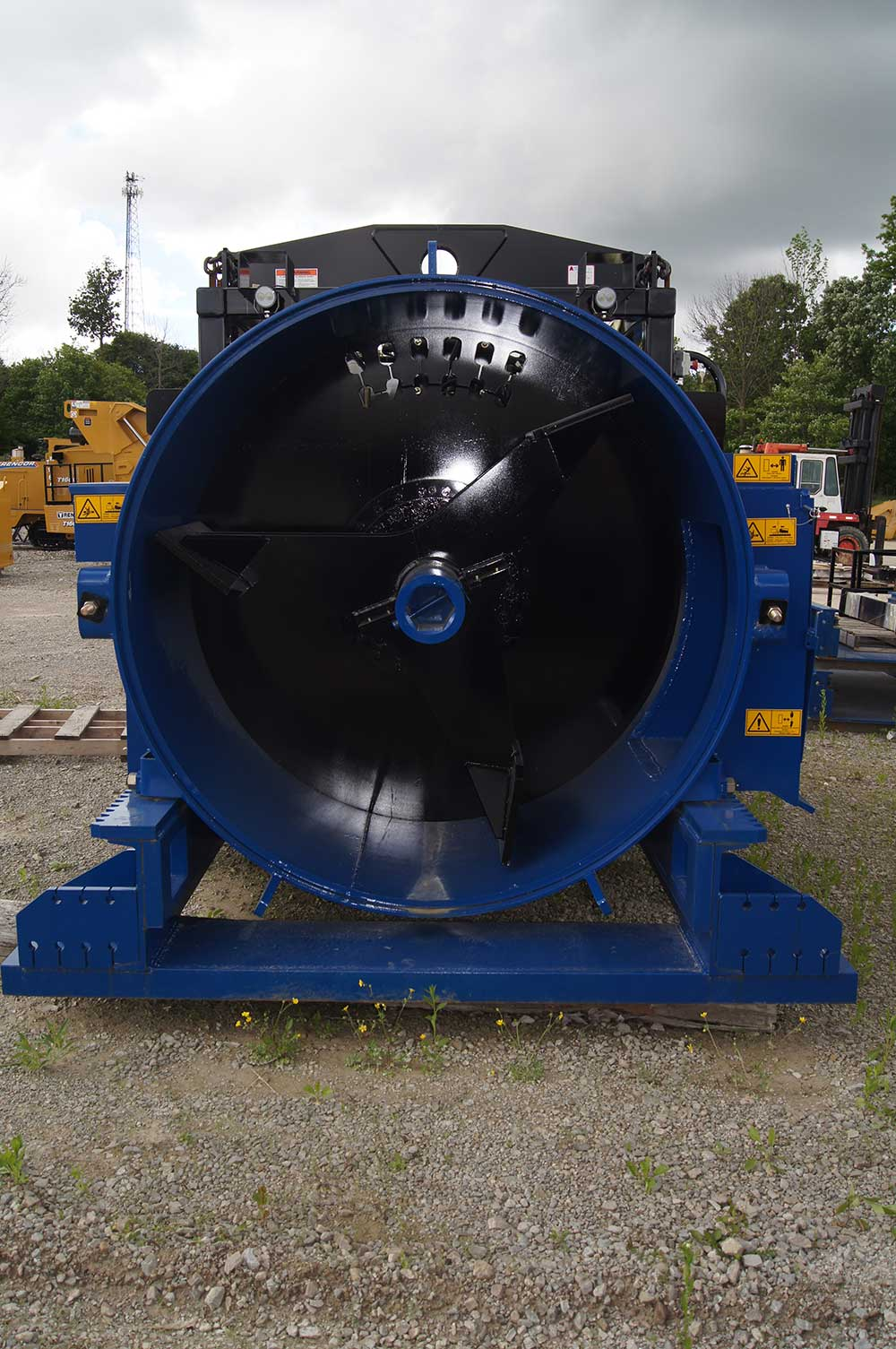 American Augers 72-1200