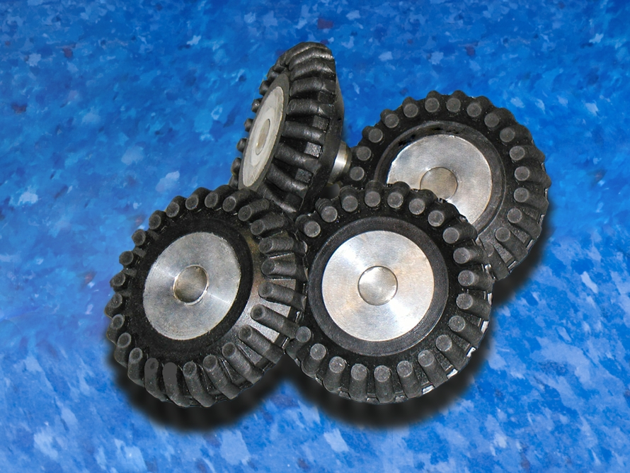 Subsite Electronics High Traction Standard Wheels