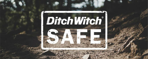 Ditch Witch Safe