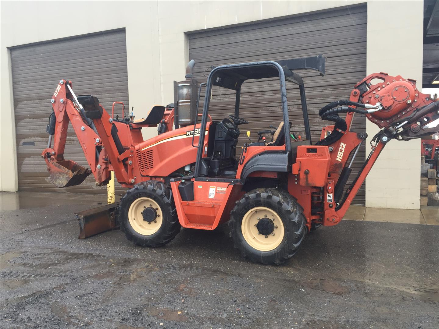 2004 Ditch Witch RT95H