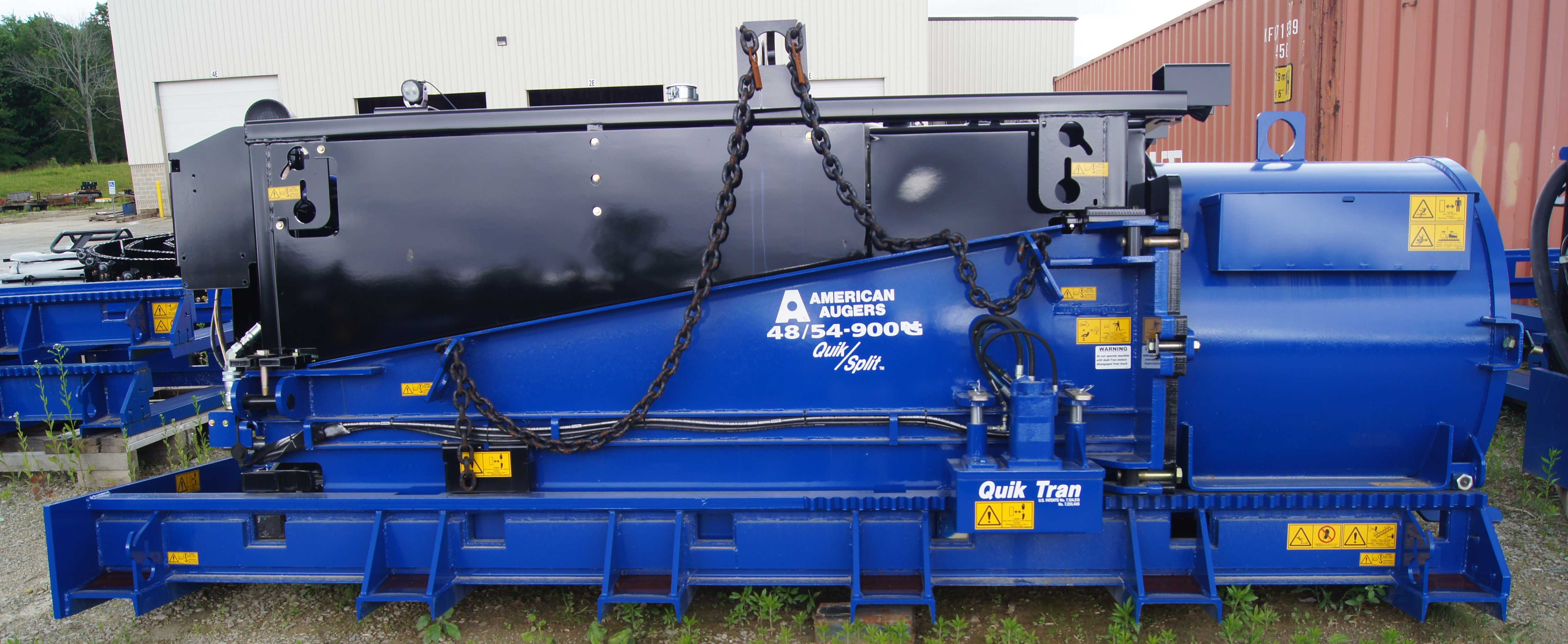 American Augers 48/54-900