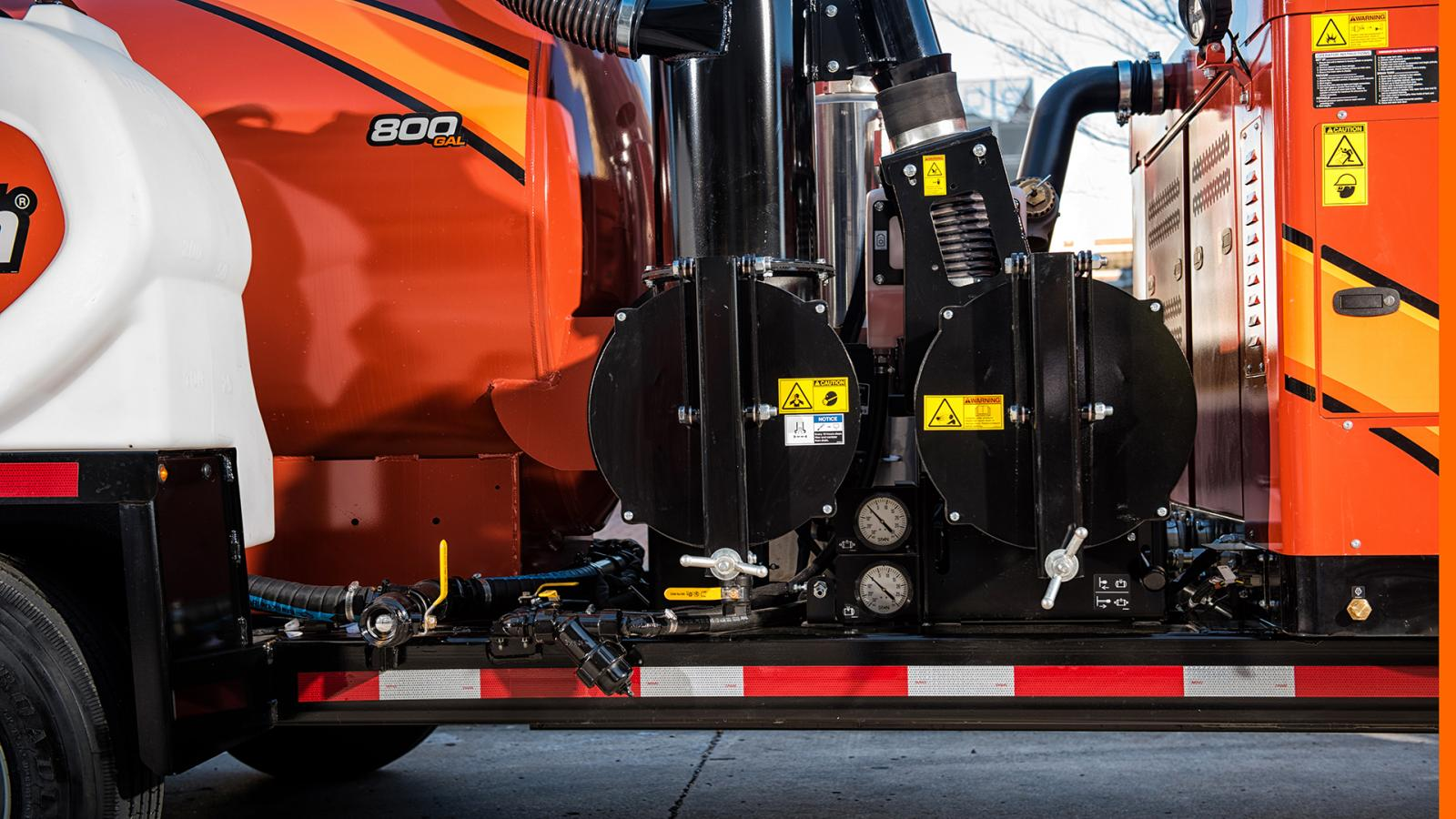 Ditch Witch HX30 Vacuum Excavator
