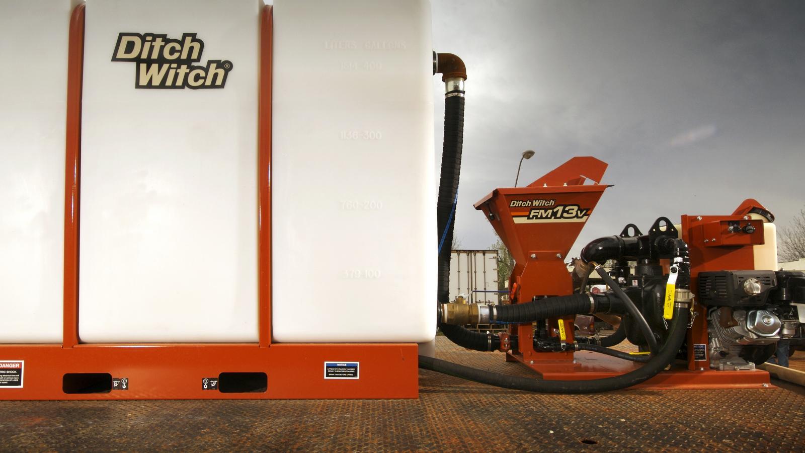 Ditch Witch FM13V Fluid Management