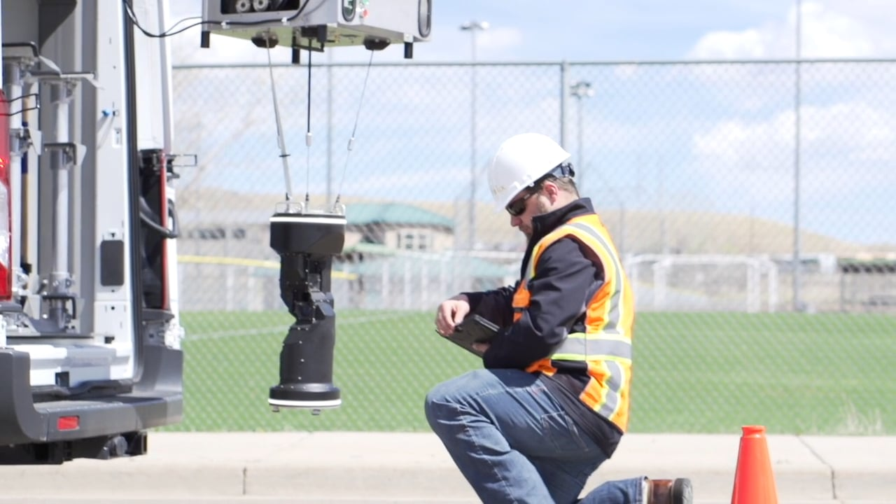 Subsite Electronics Helix Advanced Manhole Inspection System