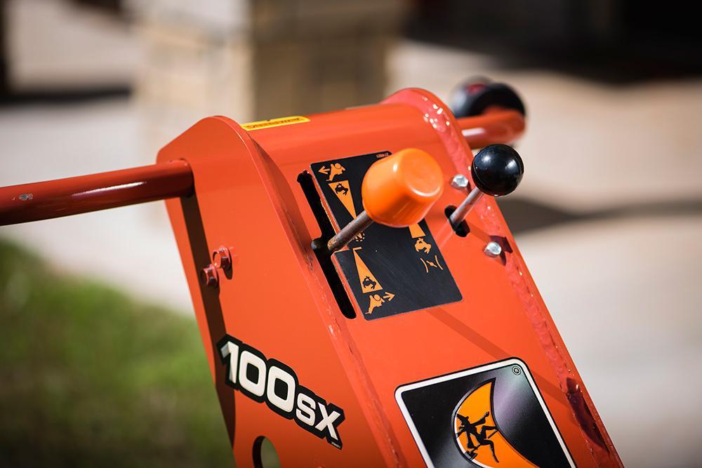 Ditch Witch 100SX Vibratory Plow