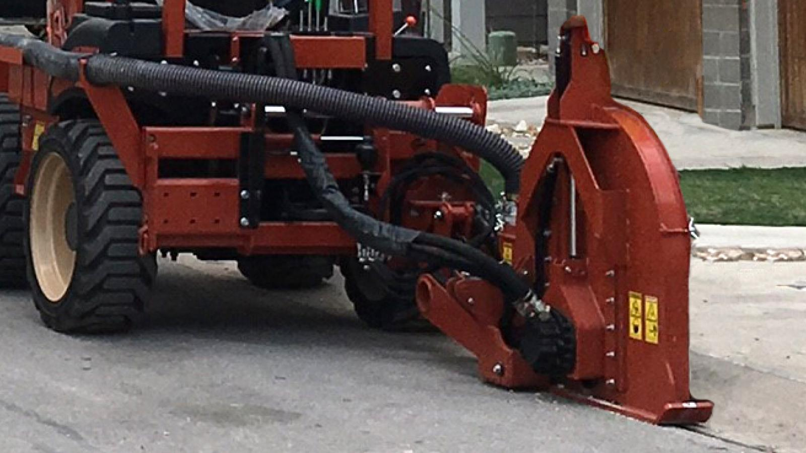 Ditch Witch MT16 Microtrencher