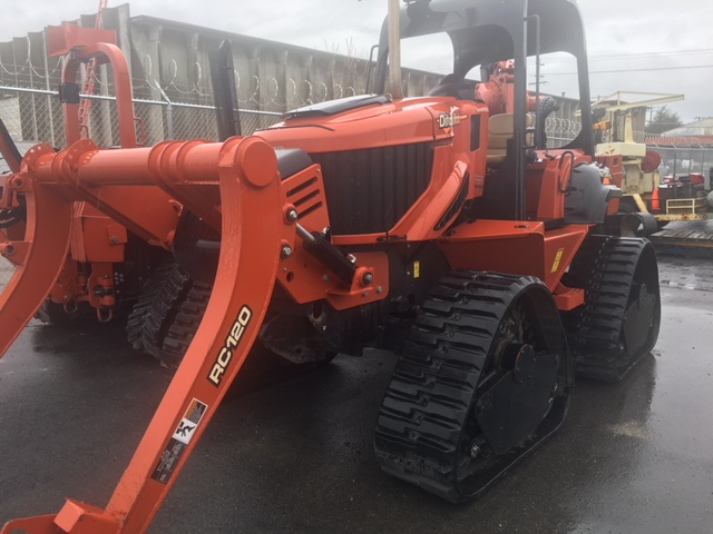 2014 Ditch Witch RT120Q
