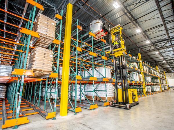pallet racking beam sizes
