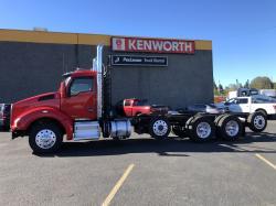 2018 Kenworth T880