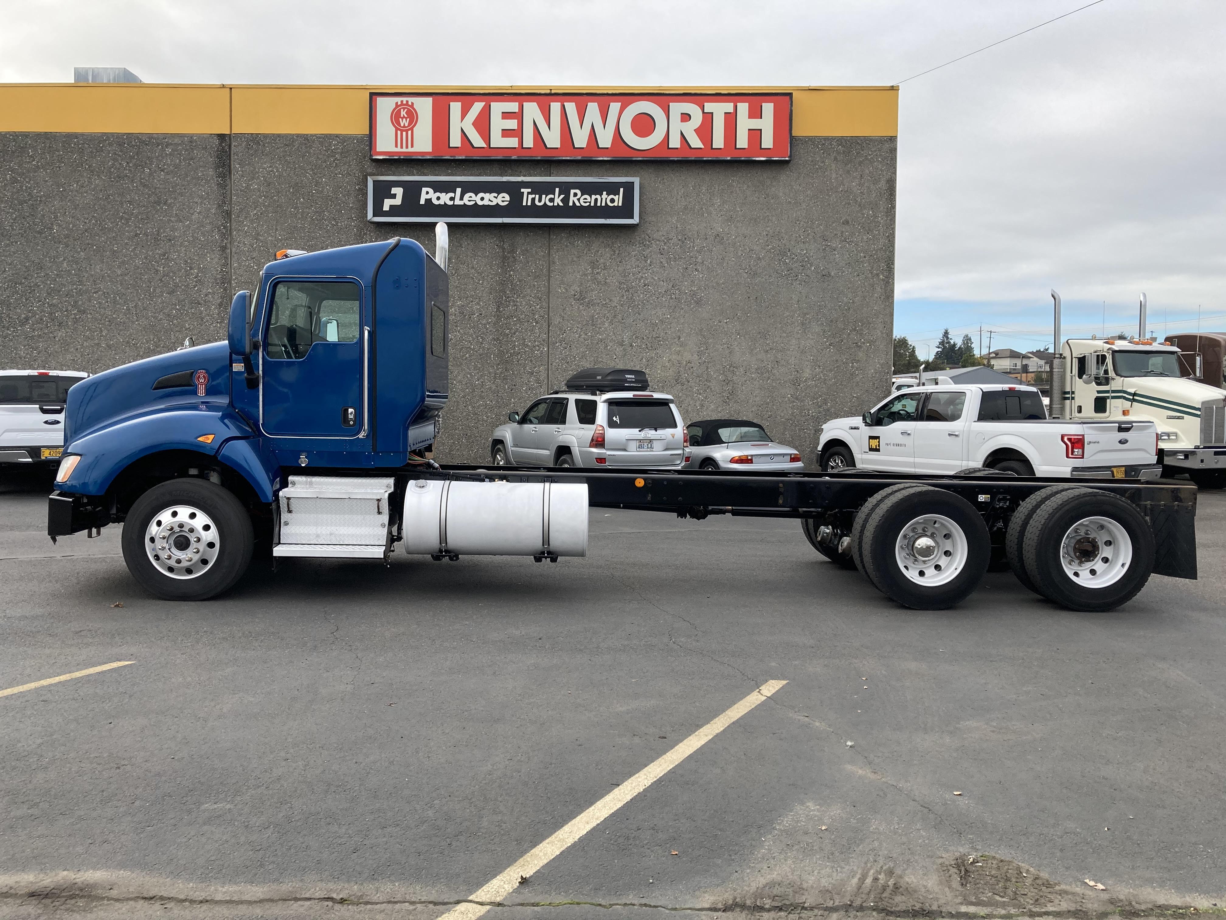 2014 Kenworth T440