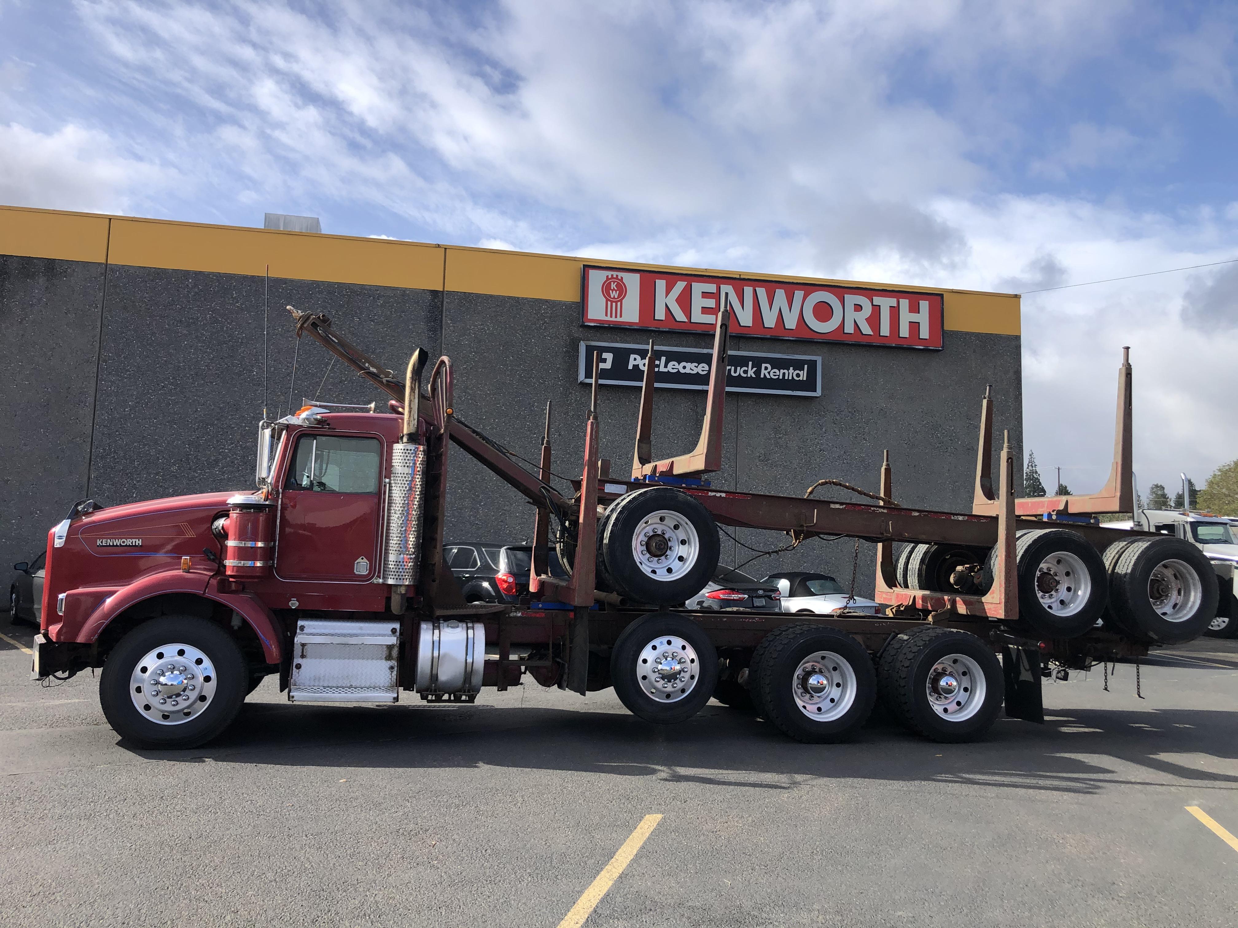 1997 Kenworth T800