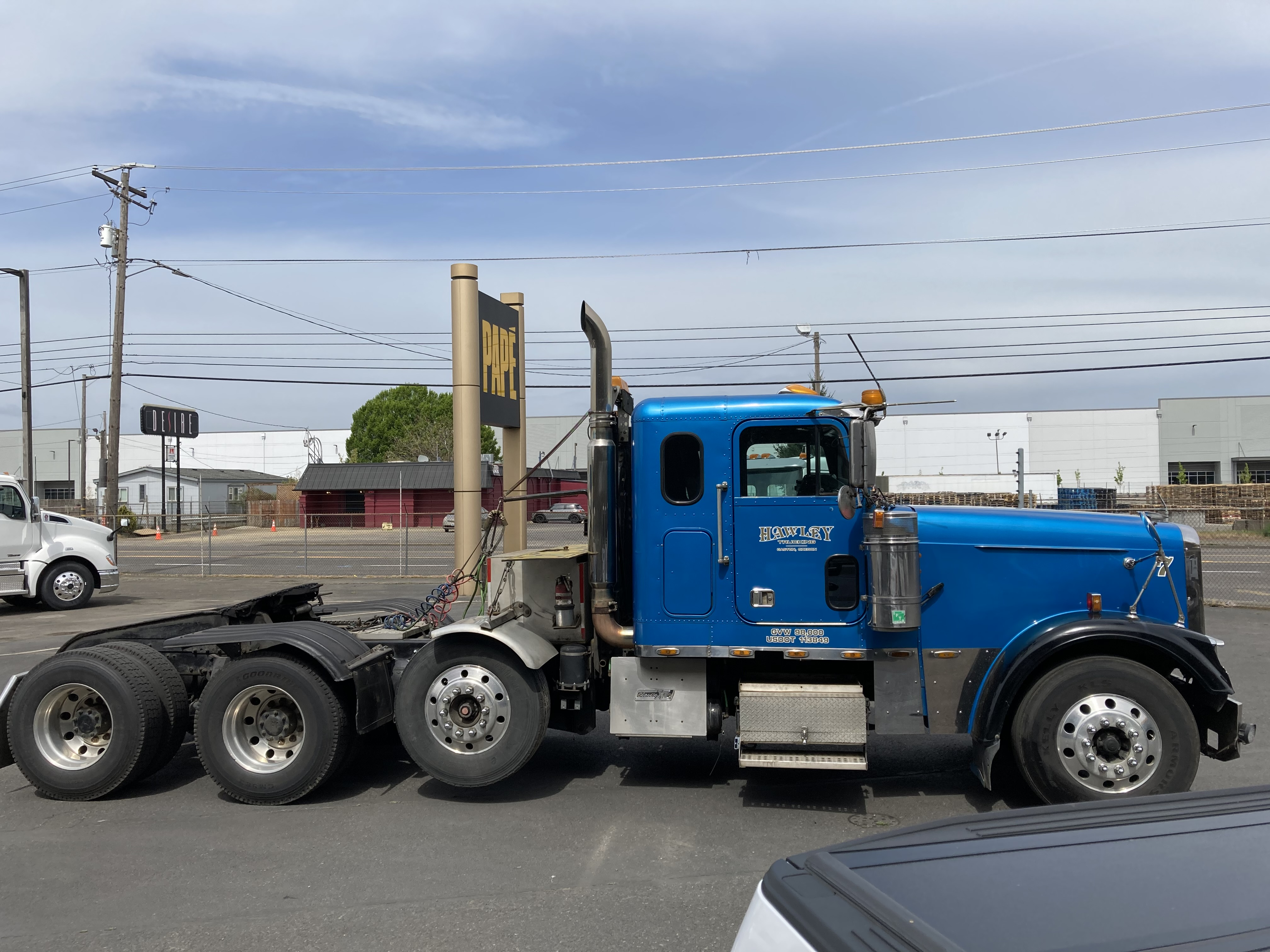 Freightliner FL3